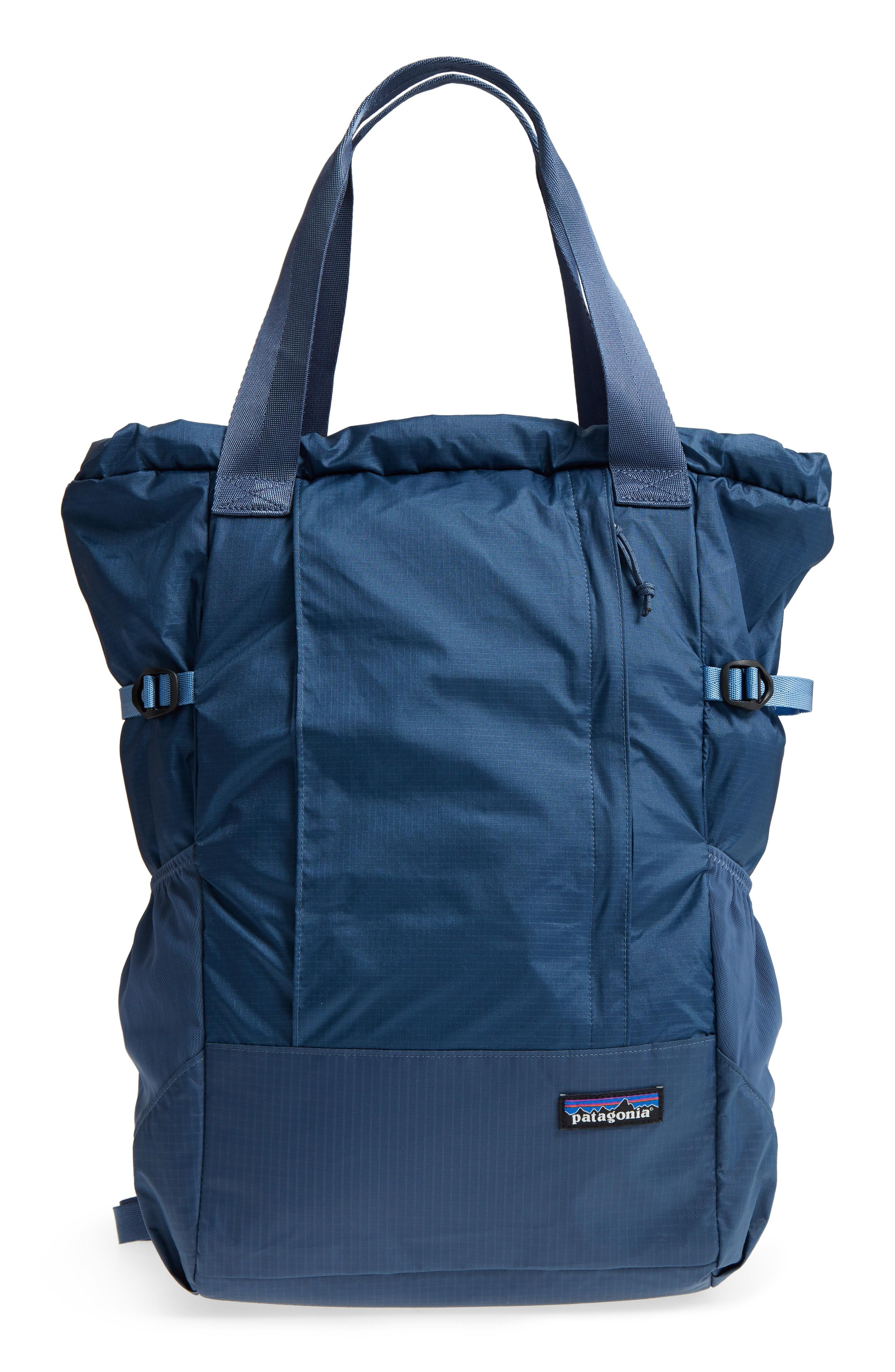 Patagonia Lightweight Travel Tote Pack - Blue In Dolomite Blue