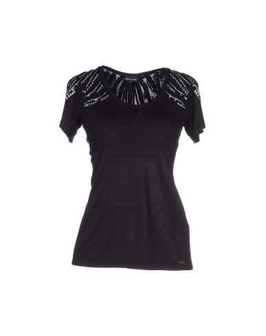 Just Cavalli T-shirts In Black