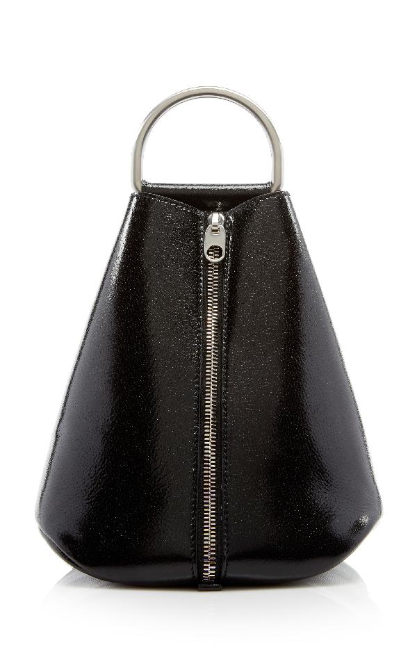 Proenza Schouler Vertical Zip Backpack In Black