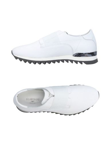 Alberto Guardiani Sneakers In White