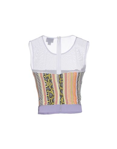 Just Cavalli Tops In White