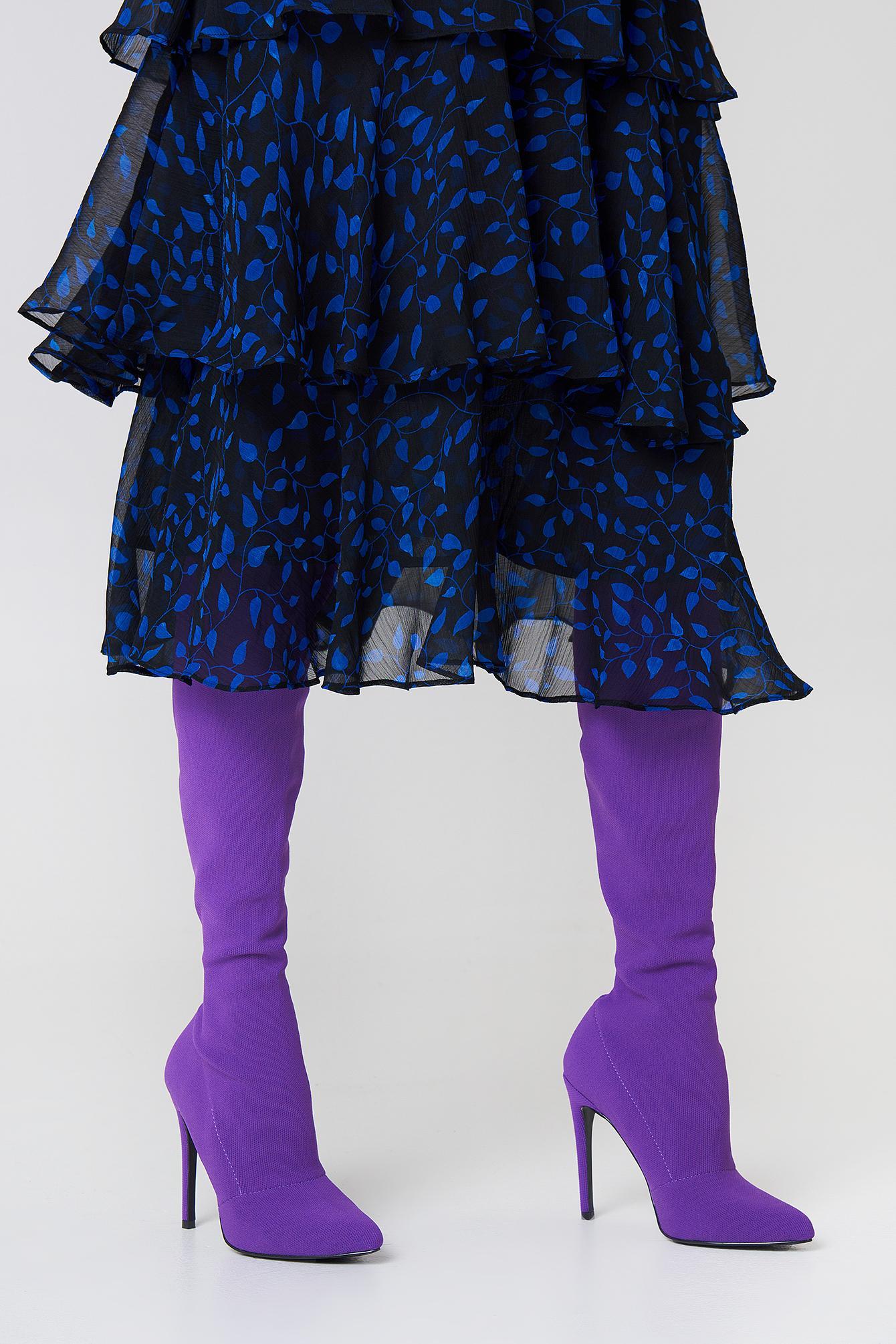 514bee40314 Steve Madden Slammin Boot - Purple