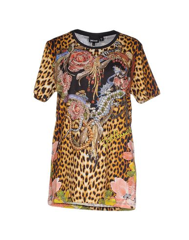 Just Cavalli T-shirt In Beige