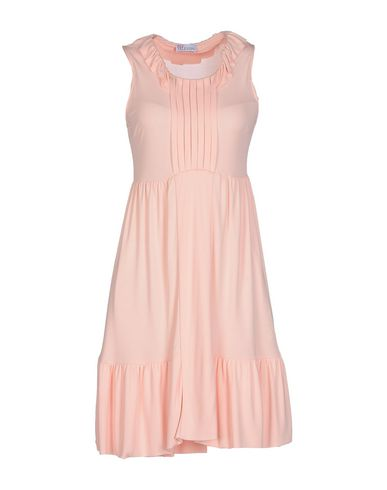 Red Valentino Short Dresses In Pink