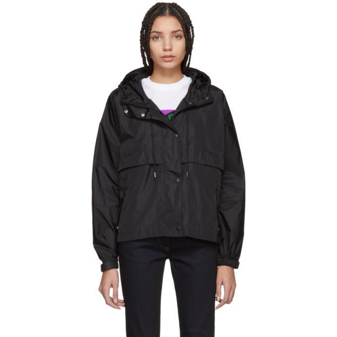 f34cb80e5a Prada Black Nylon Waterproof Jacket in F0002 Black