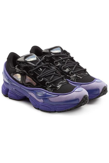 0fc36564 Adidas By Raf Simons Purple & Black Adidas Originals Edition Ozweego ...