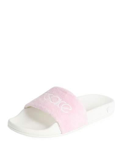 071a8e31f080 Versace Tresor De La Mar Pool Sandal In Pink