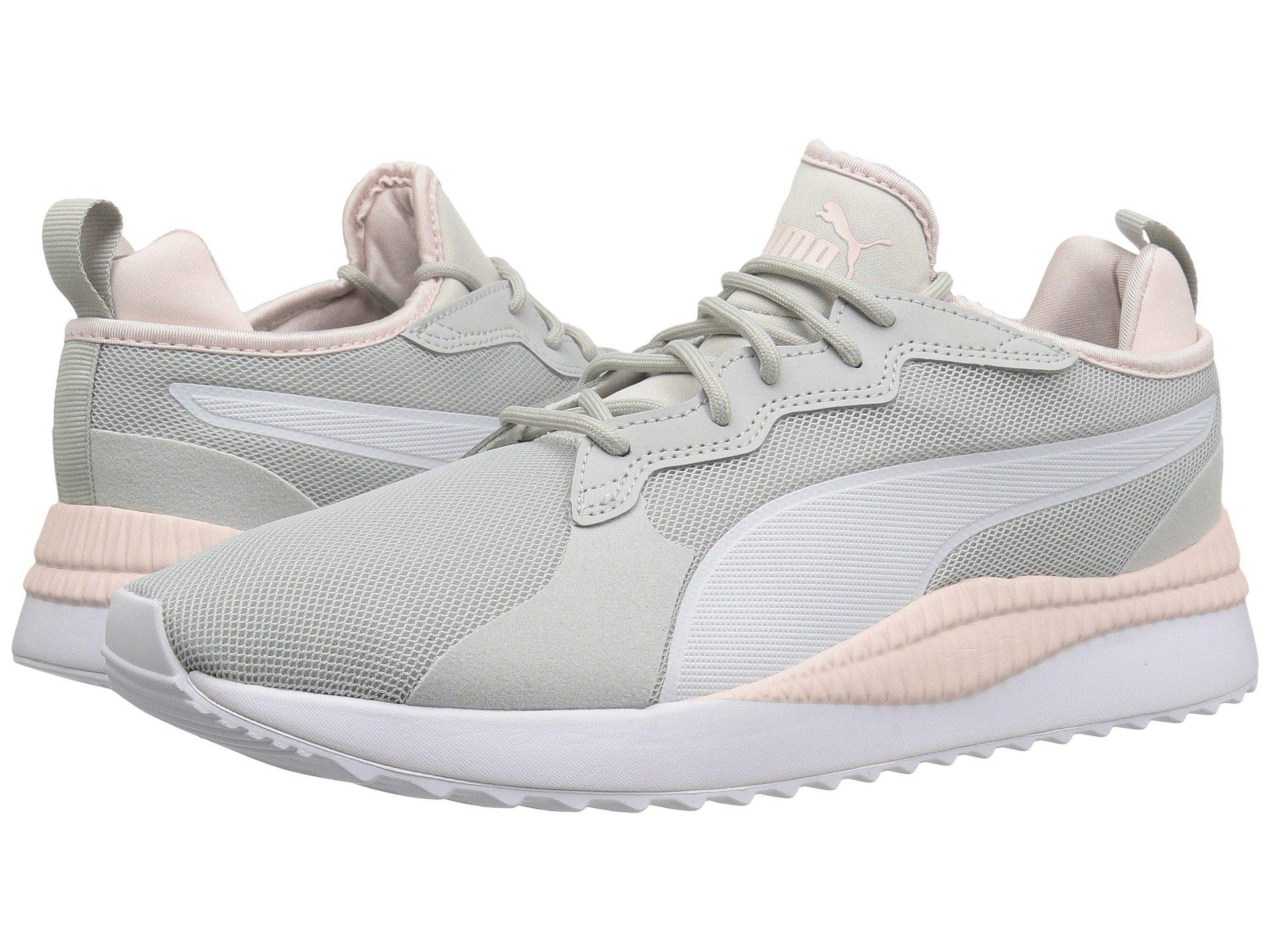 ce9c27524a0a27 Puma Pacer Next In Gray Violet White Pearl