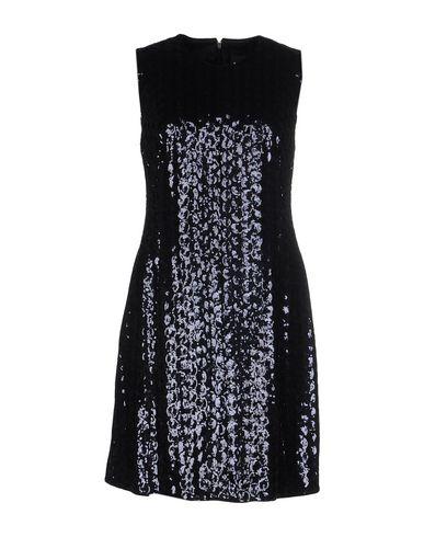 Just Cavalli Short Dress In Dark Blue
