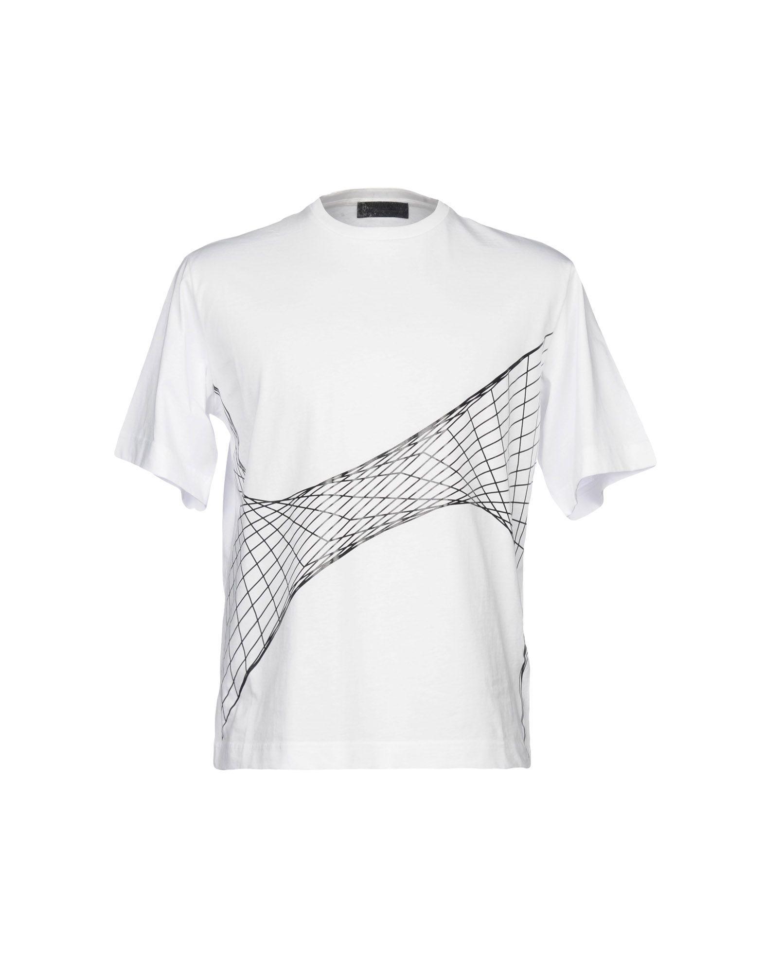 Diesel Black Gold T-Shirt In White