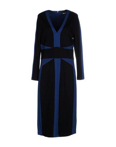 Just Cavalli Knee-length Dress In Black