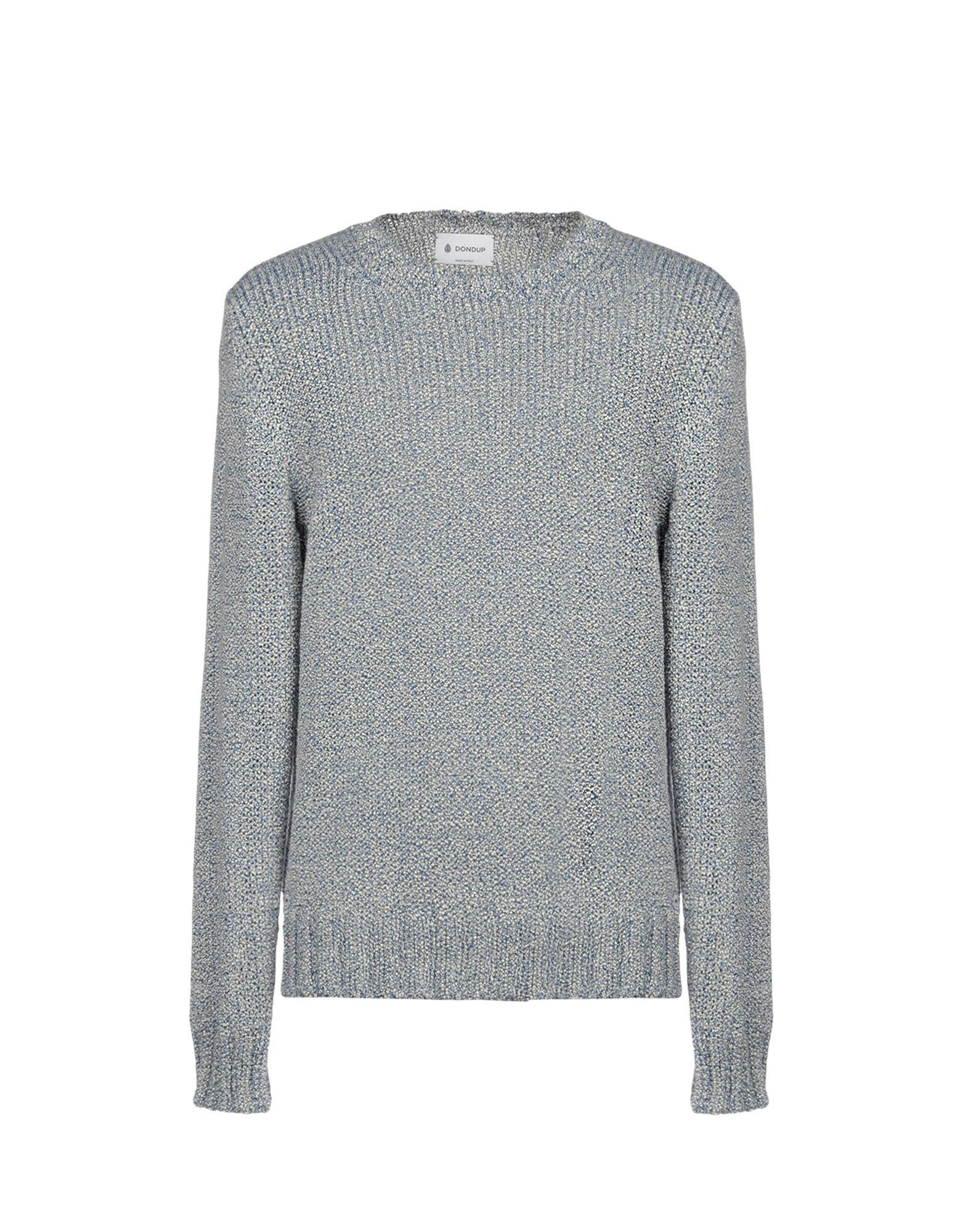 Dondup Sweater In Light Grey