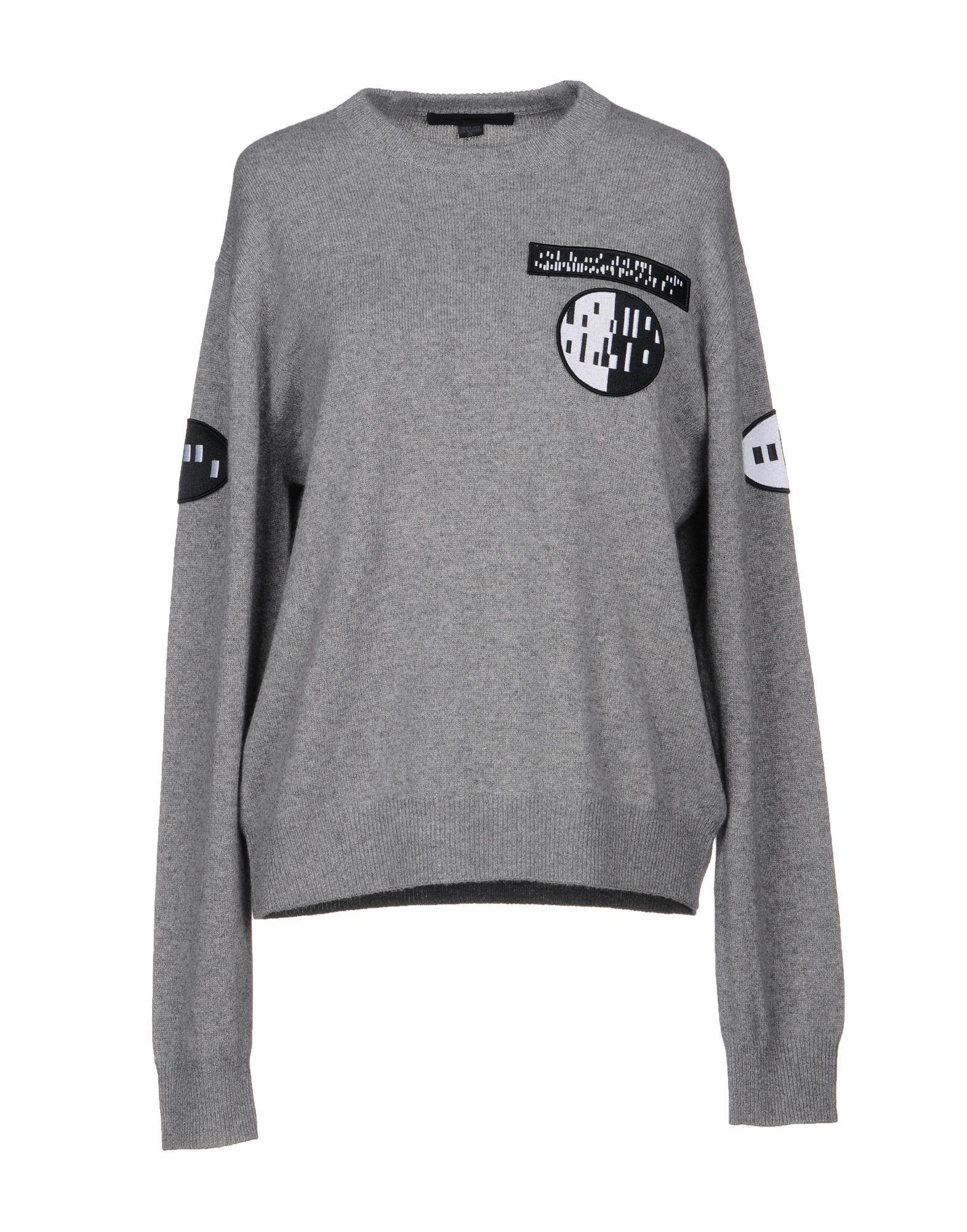 Alexander Wang Sweaters In Grey
