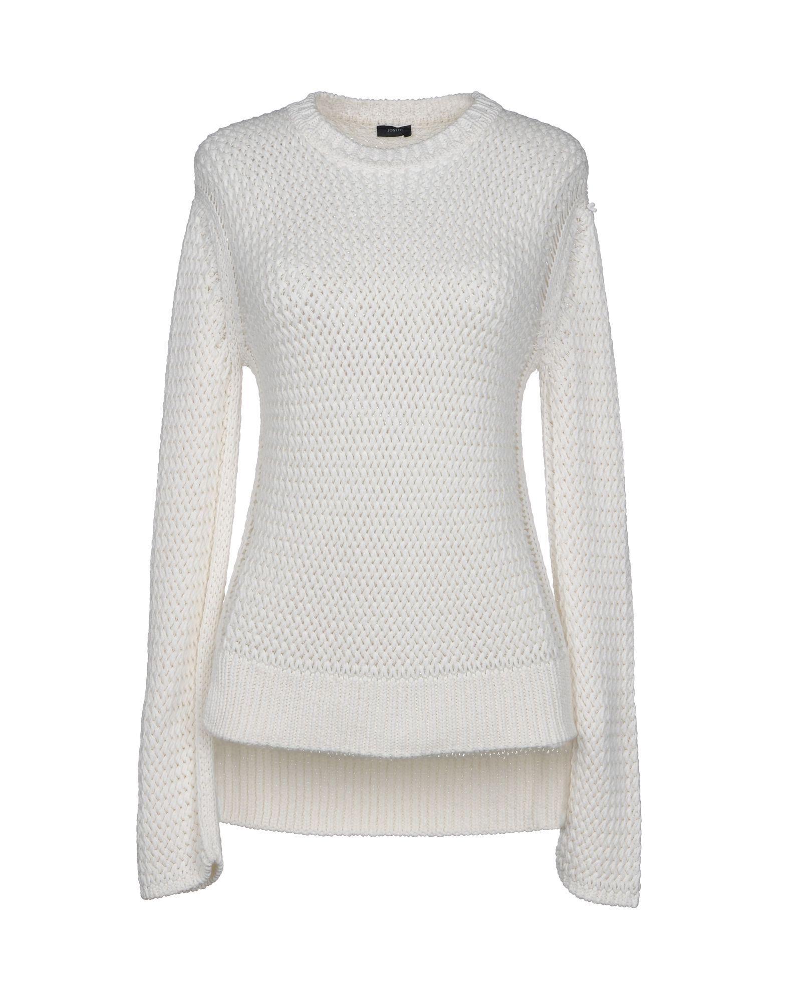 Joseph Sweaters In Ivory