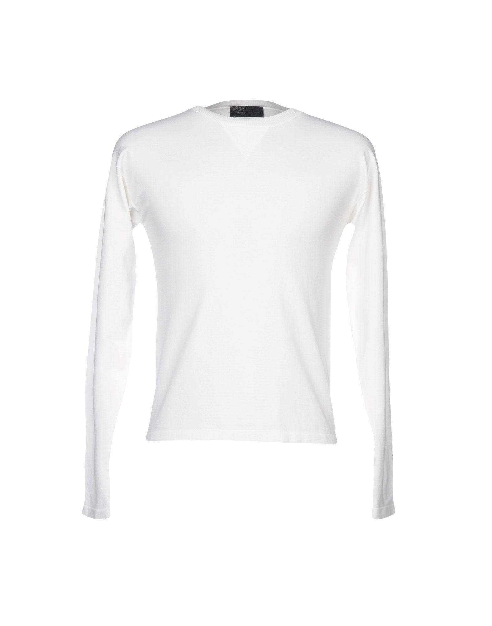 Diesel Black Gold Sweater In White