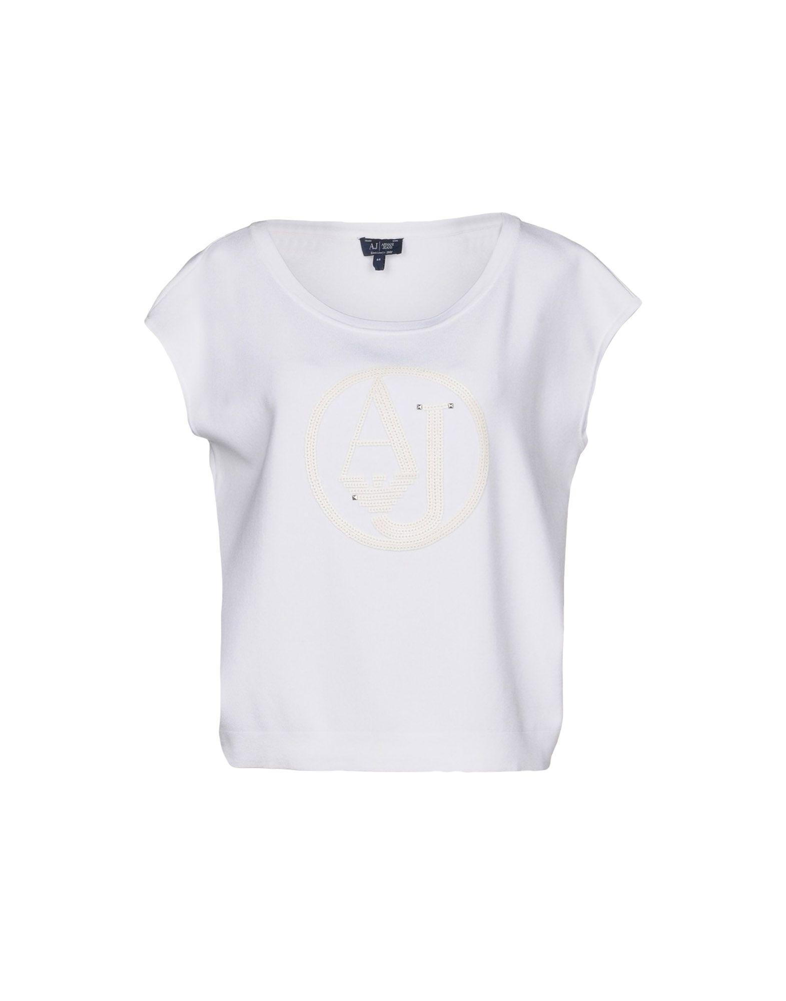 Armani Jeans In White