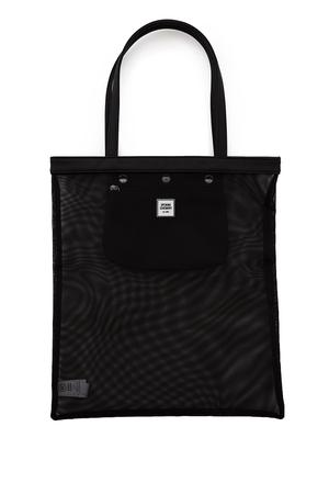 Opening Ceremony Mesh Tote Bag In White