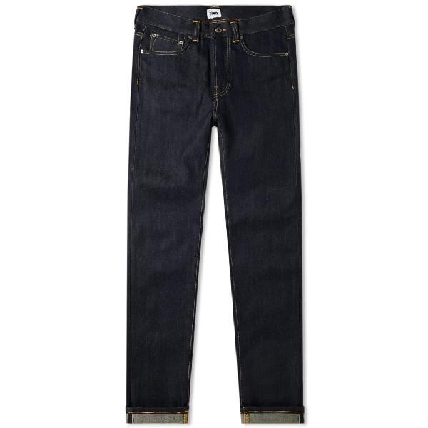 Edwin Ed-80 Slim Tapered Jean In Blue