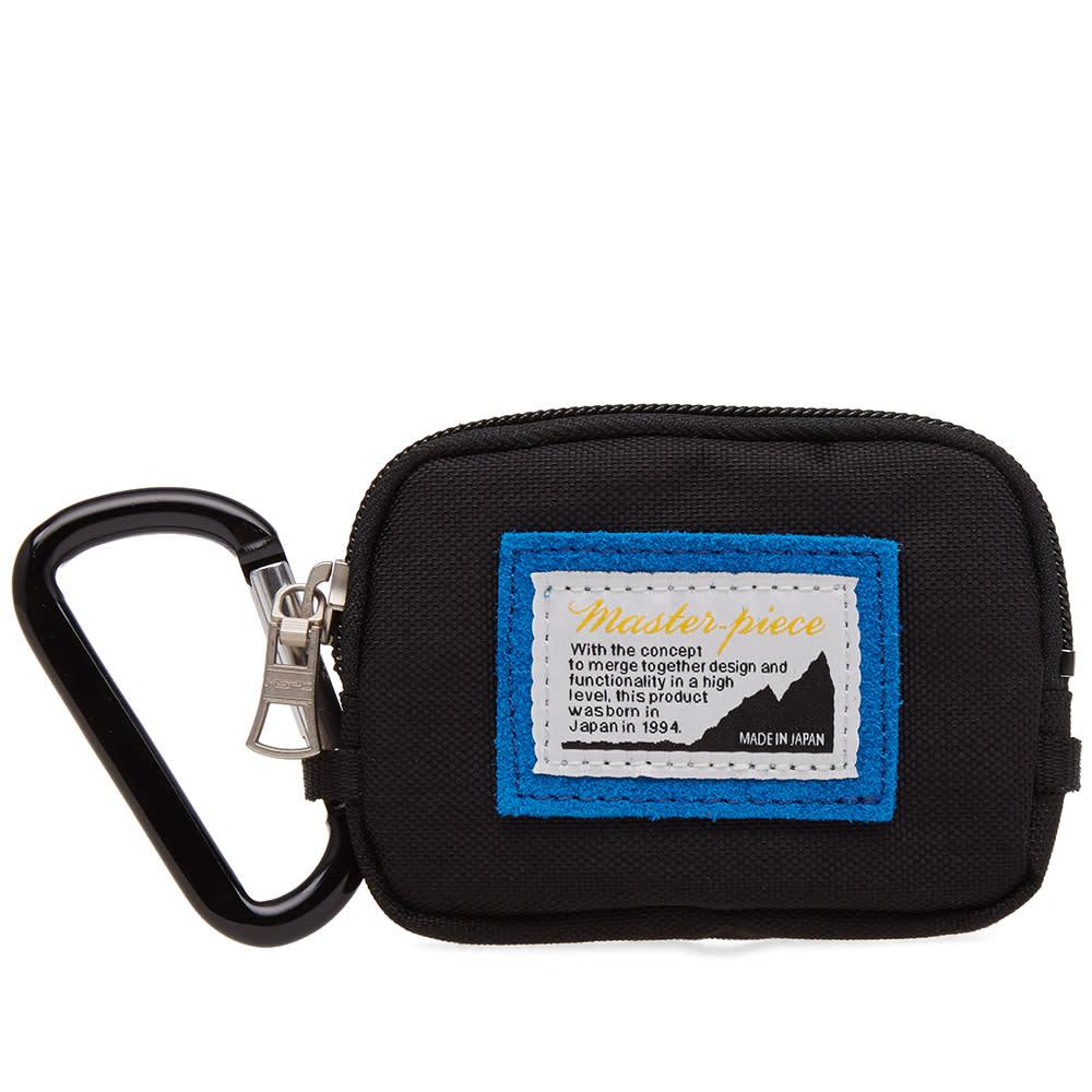 Master-piece Over-v6 Pouch In Black