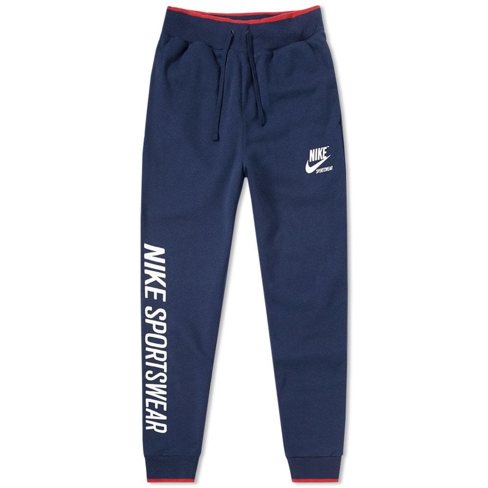 Nike Archive Jogger In Blue