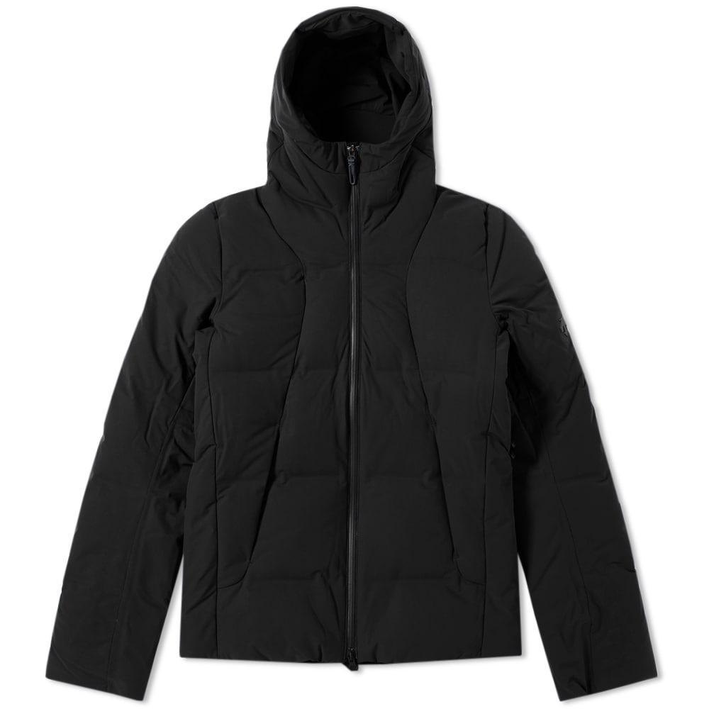 Descente Allterrain Mizusawa Shuttle Down Jacket In Black