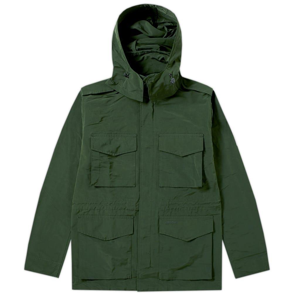 Barbour Orel Jacket In Green