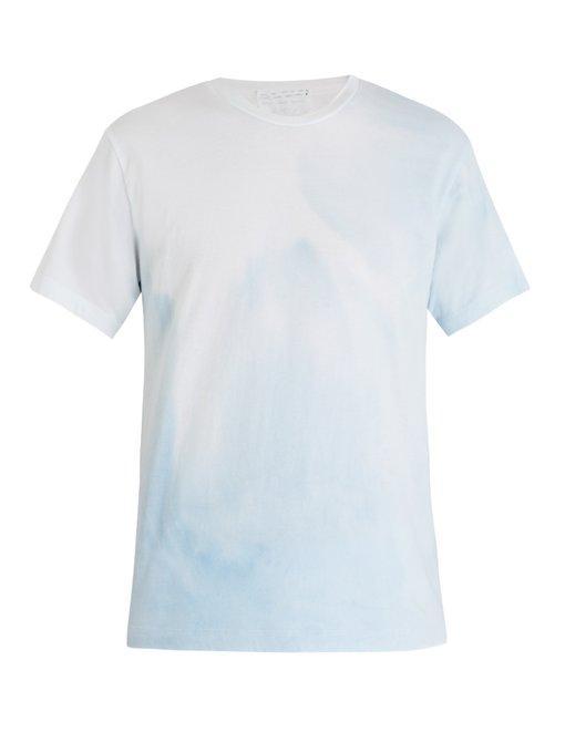 a8ab9ef5 Audrey Louise Reynolds Tie-Dye Cotton-Jersey T-Shirt In Multi | ModeSens