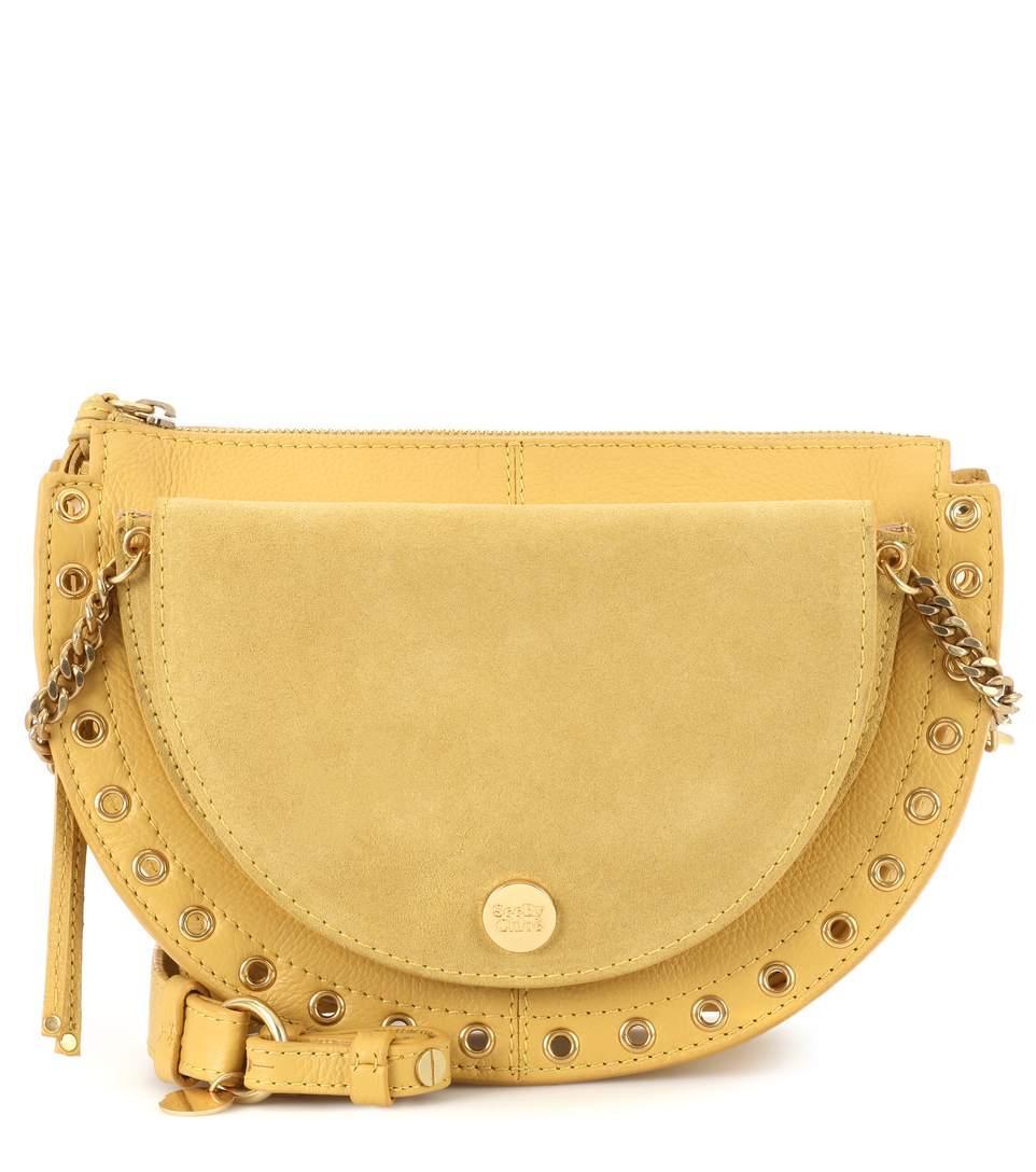 b488aea0 Kriss Medium Leather Shoulder Bag