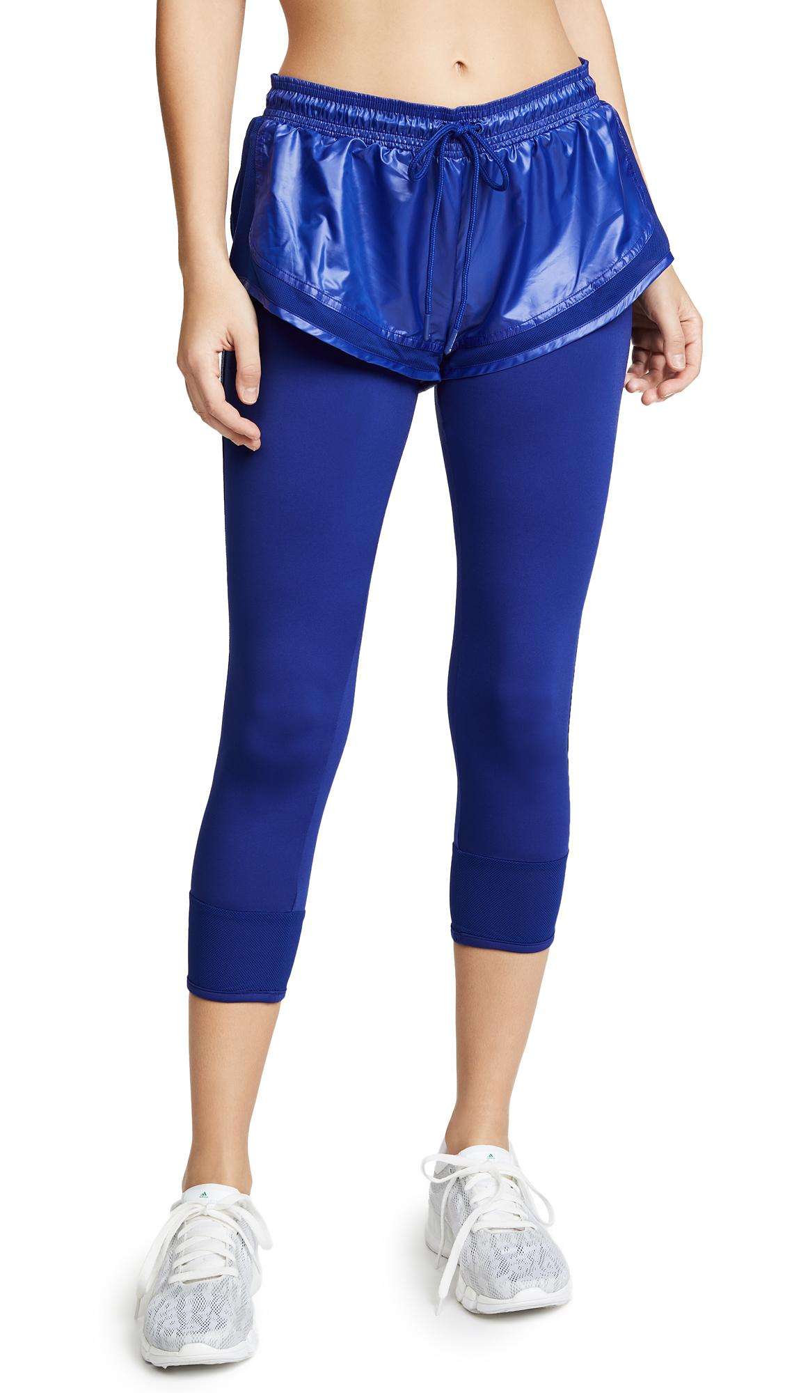 b5ee3d9d24d Adidas By Stella Mccartney Performance Essentials Short Leggings In Mystery  Ink