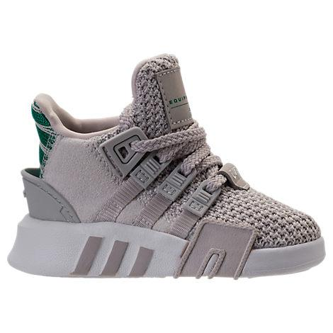 new arrival 6b74a d4551 Boys' Toddler Eqt Basketball Adv Casual Shoes, Grey