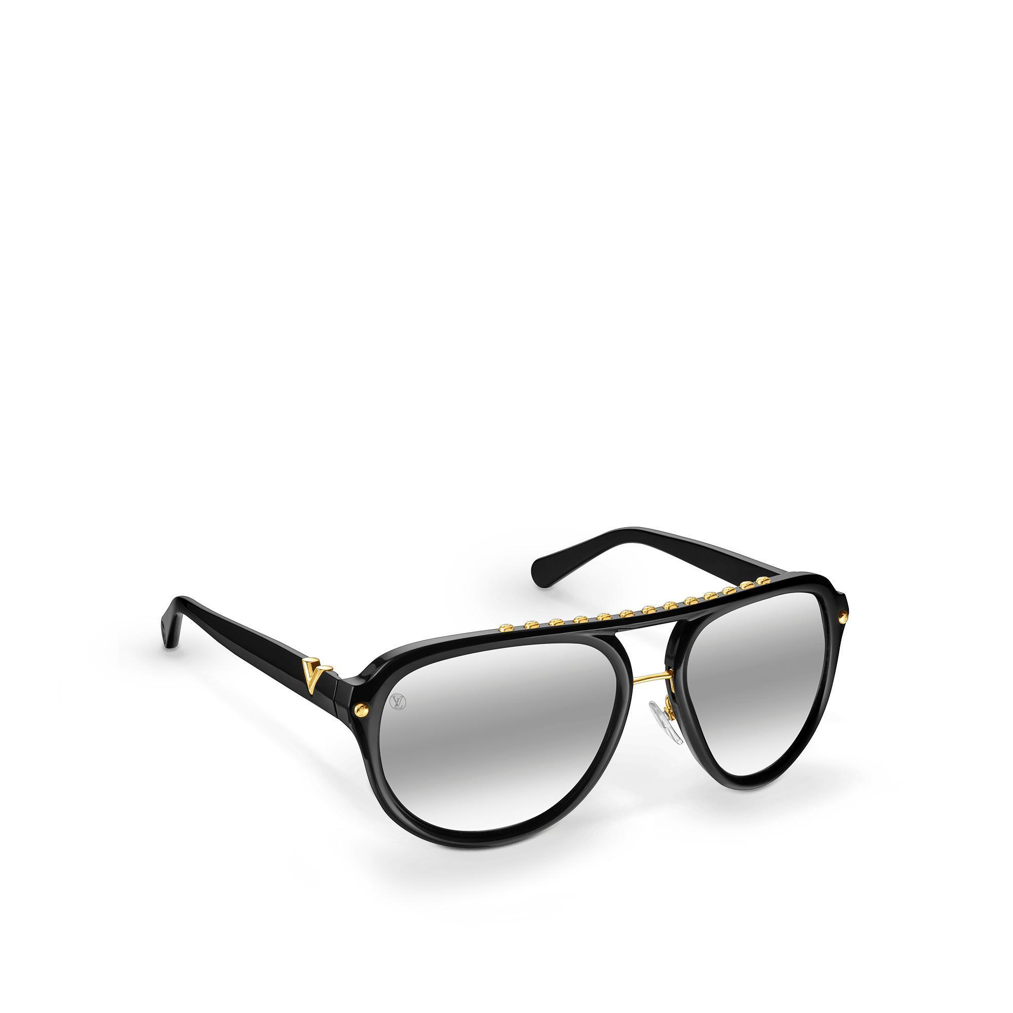 3a2e12cd57a Louis Vuitton Serpico Sunglasses | ModeSens