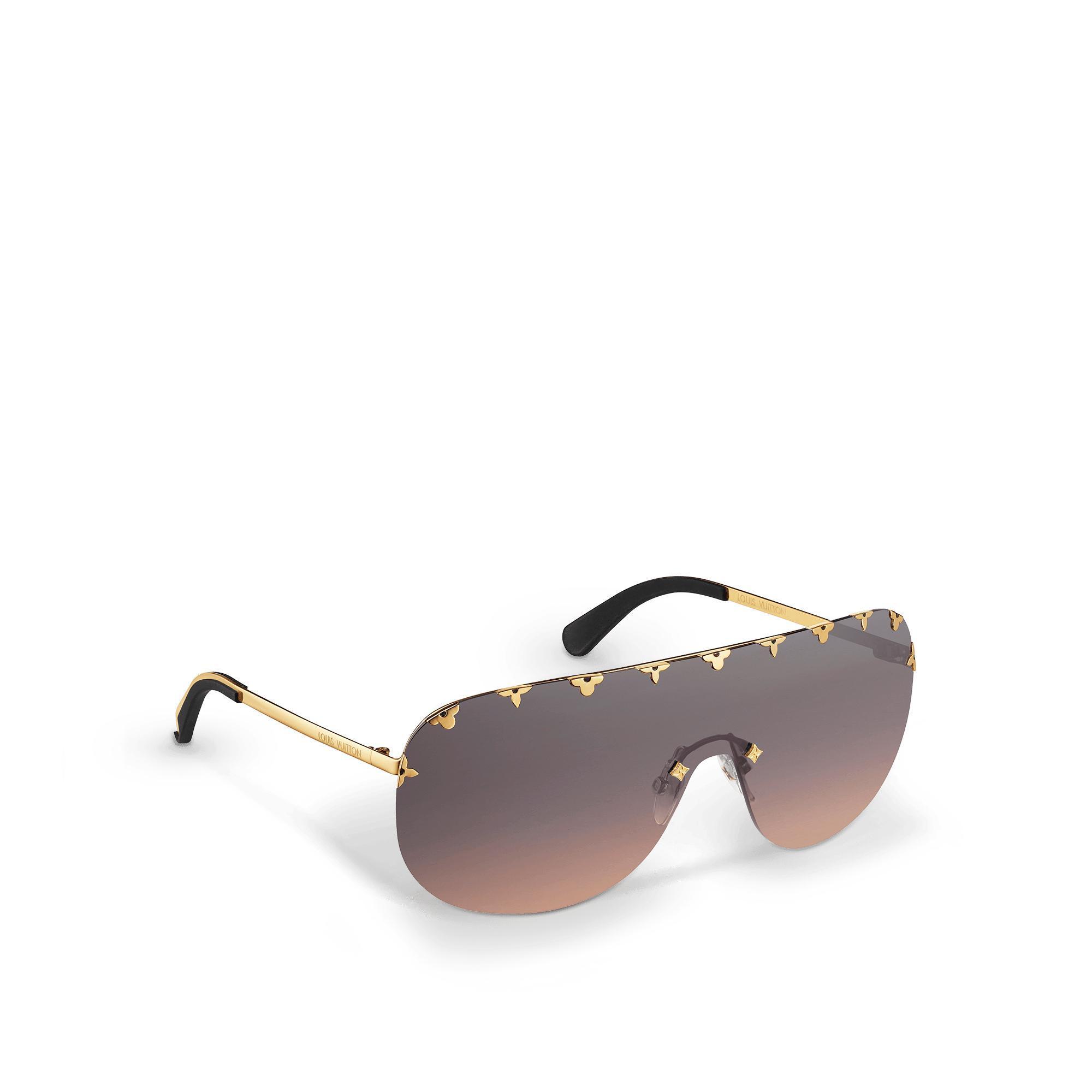 f7b86dc8843 Louis Vuitton Purple Rain Sunglasses | ModeSens