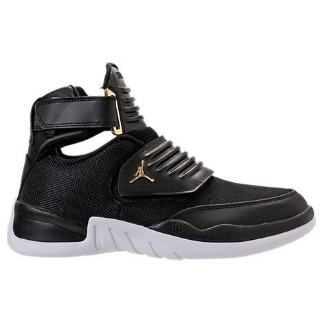 Nike Men's Air Jordan Generation 23 Basketball Shoes, Black