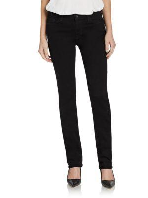 J Brand Mid Rise 14 Straight-leg Jeans In Shadow