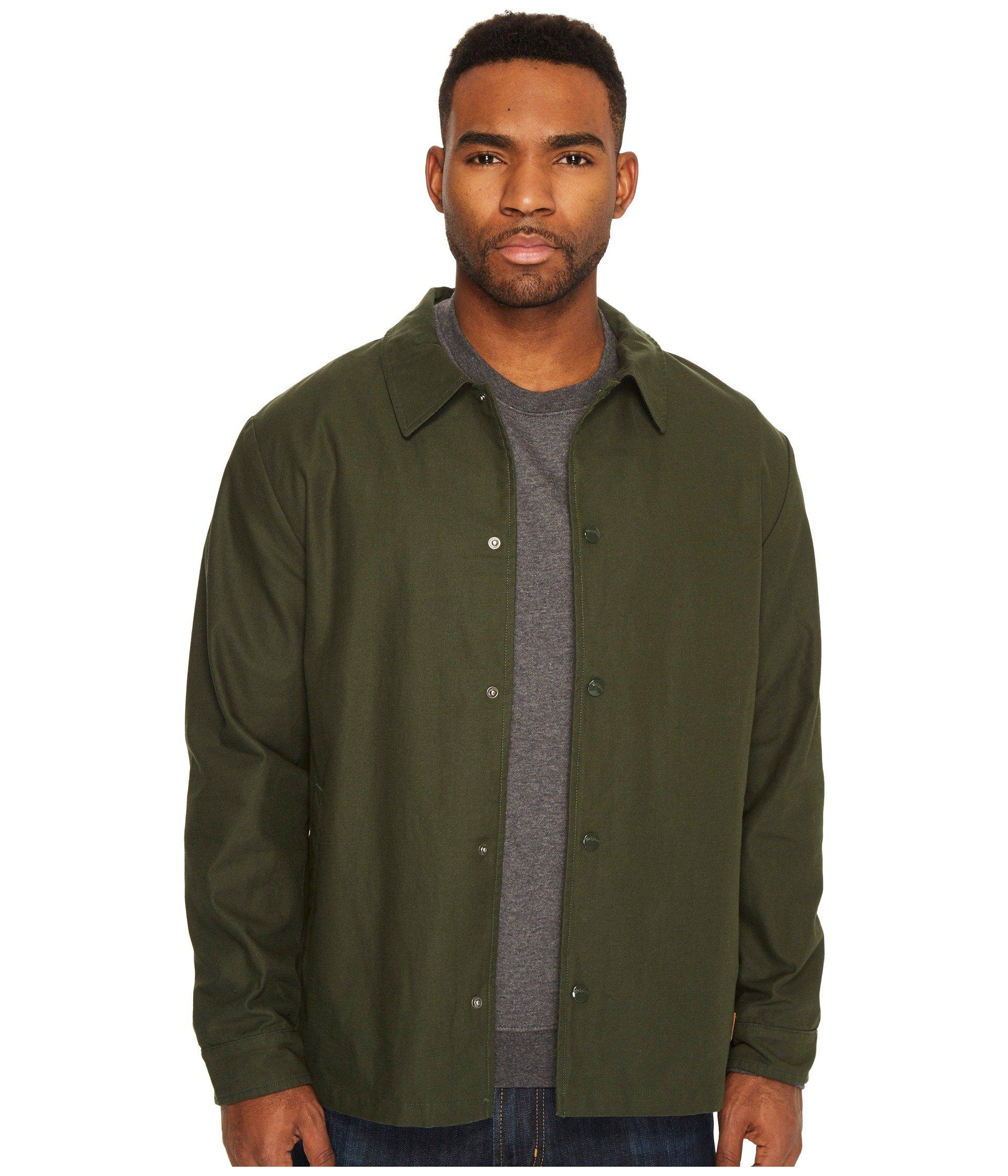 ca3bc09e0aa Brixton Wright Jacket In Forest Green | ModeSens