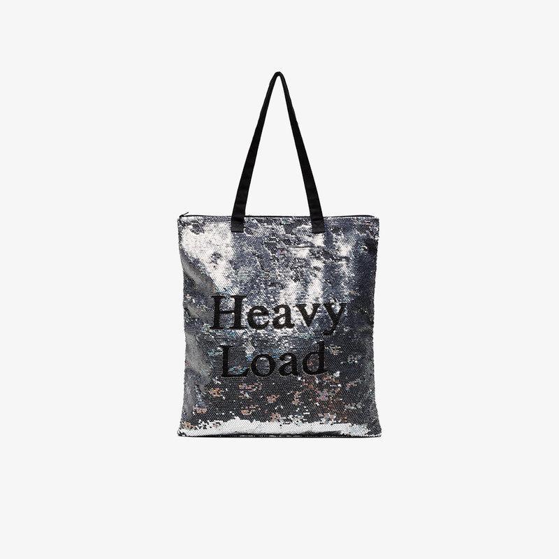 14499e6f Ashish Silver Heavy Load Sequin Tote Bag - Metallic | ModeSens