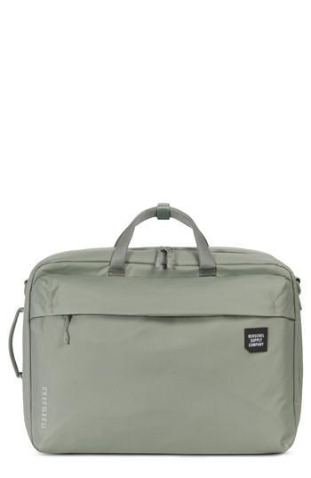 e856c858b7e Herschel Supply Co. Britannia Xl Convertible Messenger Bag - Grey In ...