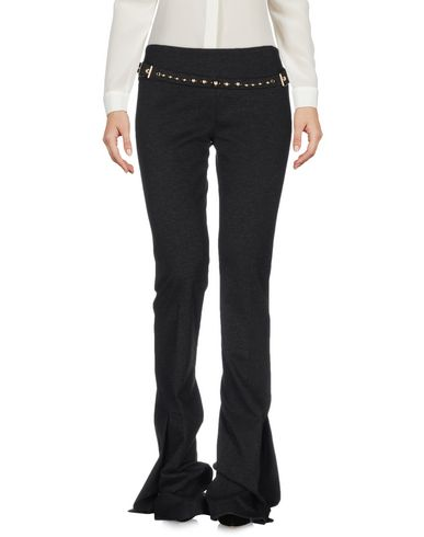 Just Cavalli Casual Pants In Steel Grey