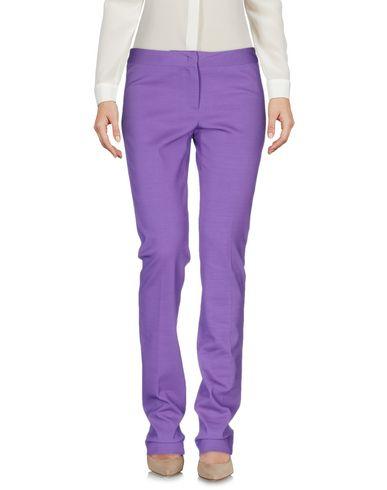 Just Cavalli Casual Pants In Purple