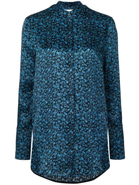 Victoria Victoria Beckham Dead Ditsy Floral Shirt
