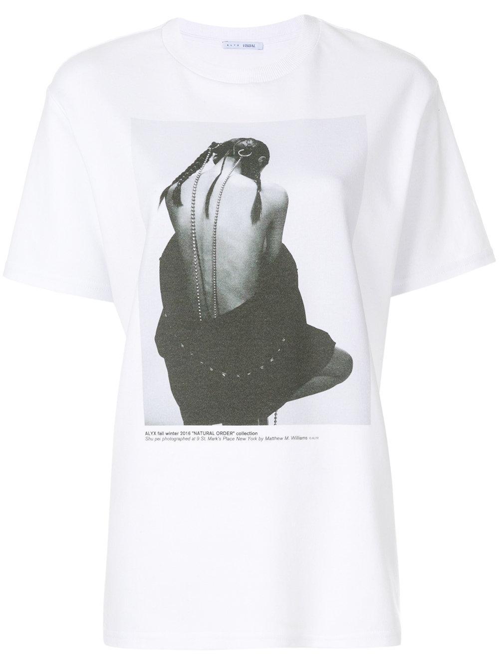 Alyx Photo Print T-shirt