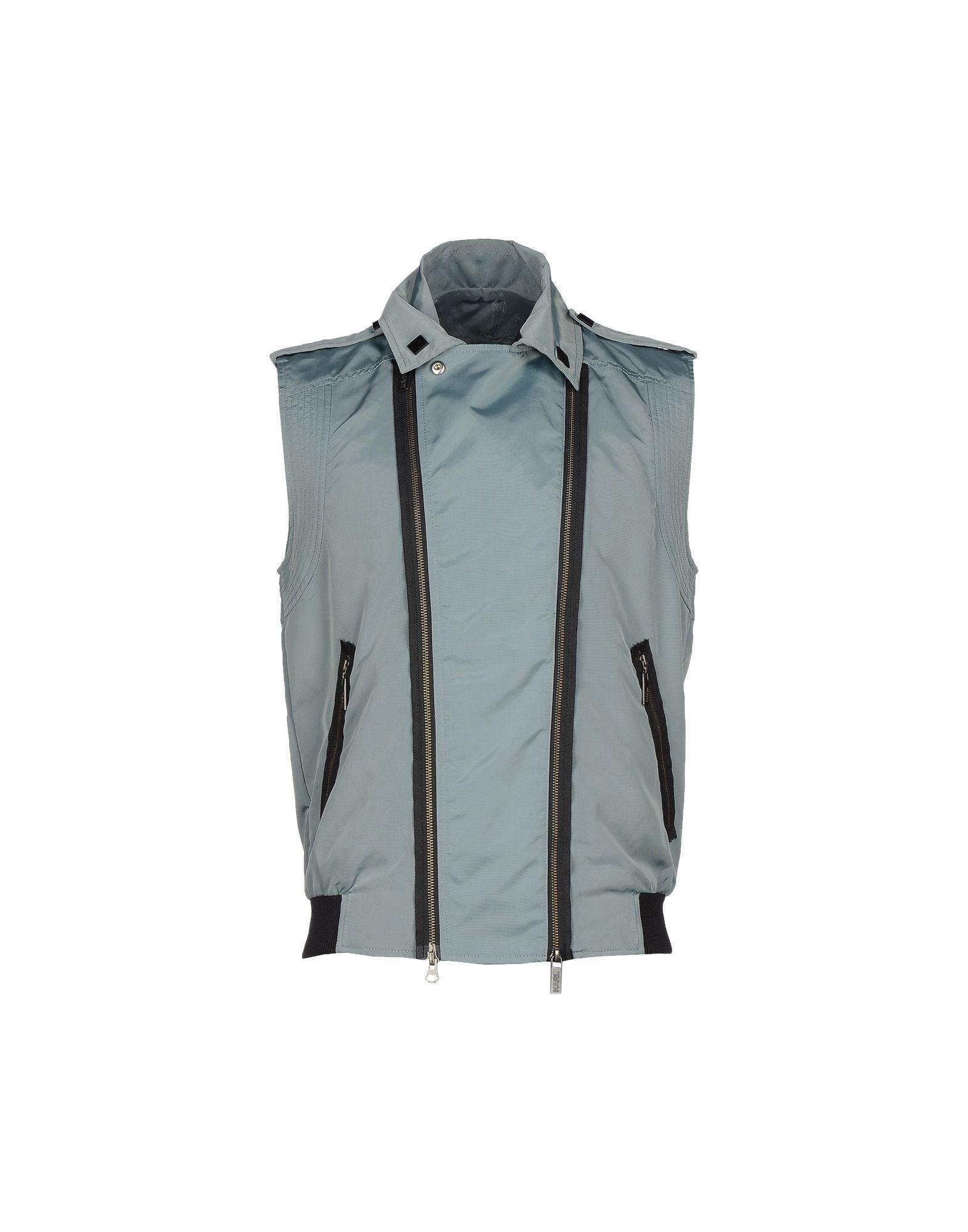 Karl Lagerfeld Jackets In Grey