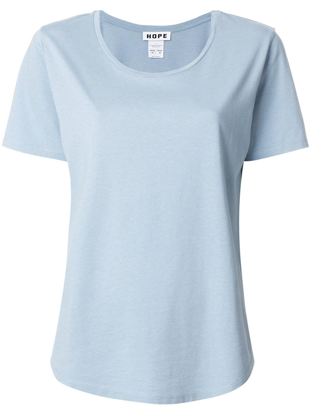 Hope Round Neck T-shirt