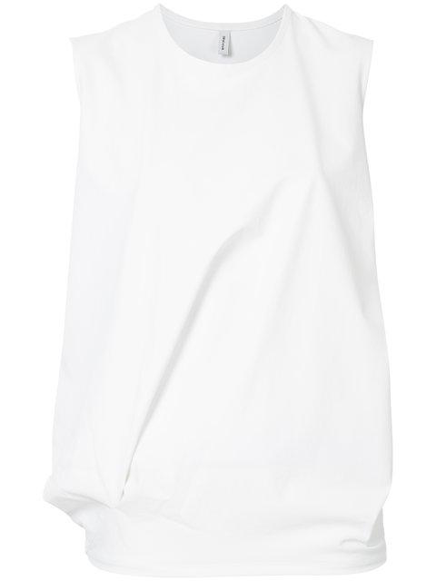 08sircus Loose Fit Sleeveless Top
