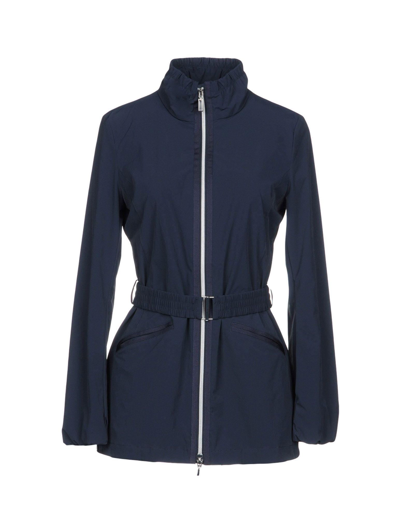 Geox Jackets In Dark Blue