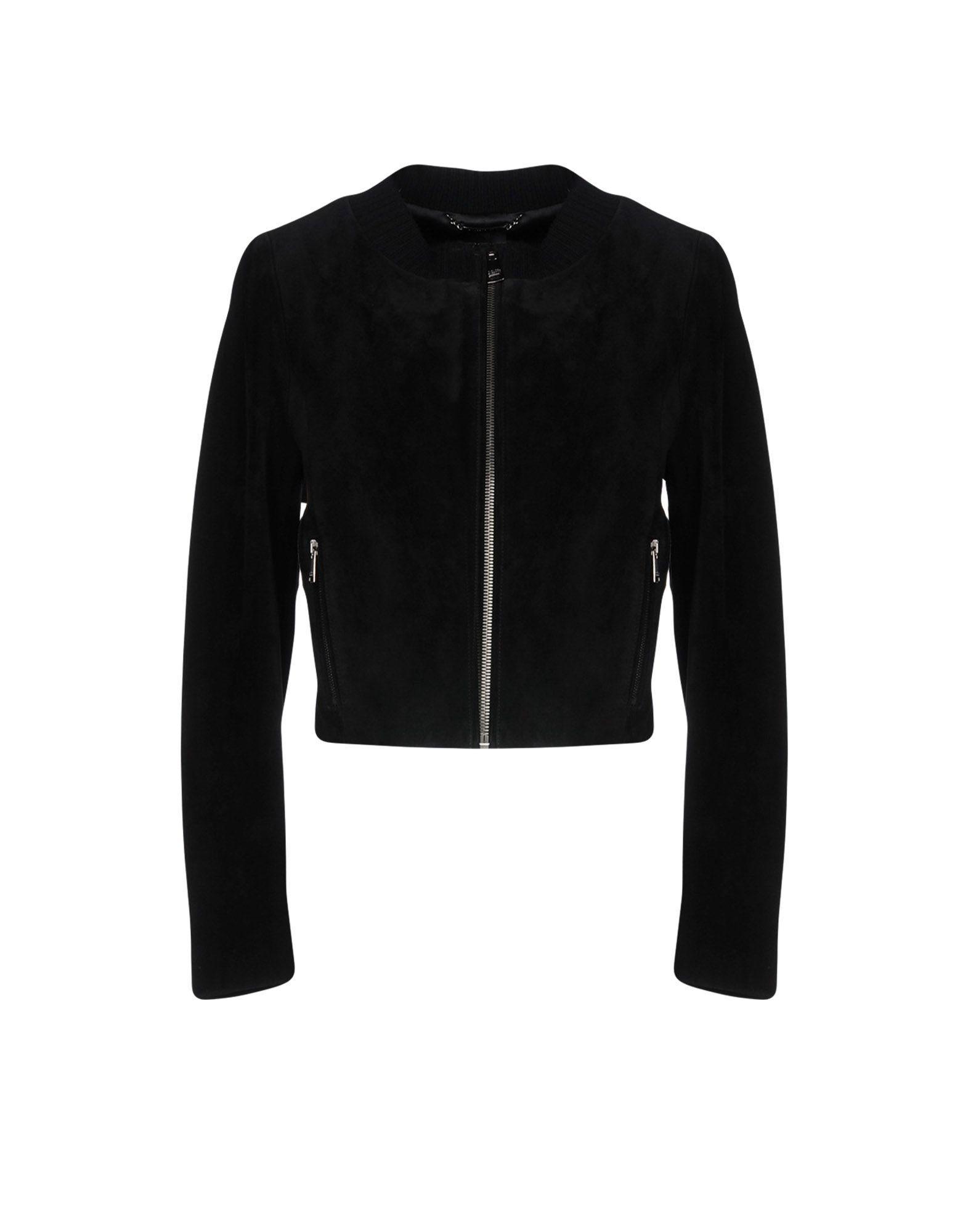 Dolce & Gabbana Biker Jacket In Black