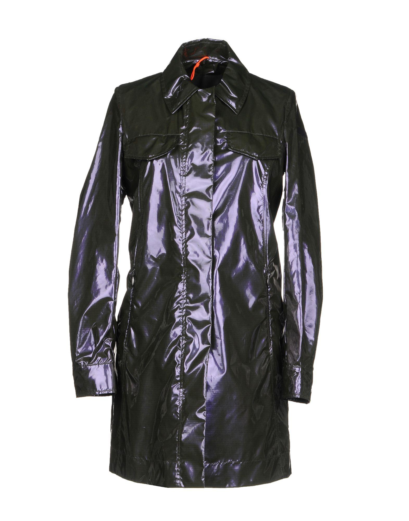 Rrd Full-length Jacket In Purple