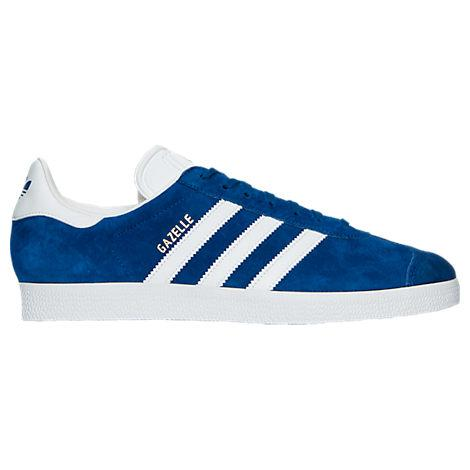 Adidas Originals Men's Gazelle Sport Pack Casual Shoes, Blue