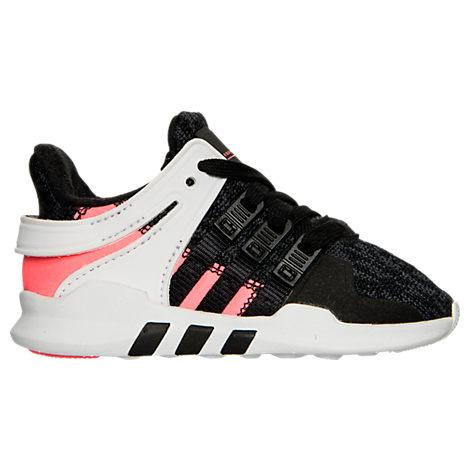 Adidas Originals Boys' Toddler Eqt Adv Running Shoes? Black