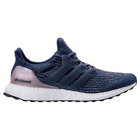 Adidas Originals Women's Ultraboost Running Shoes, Blue
